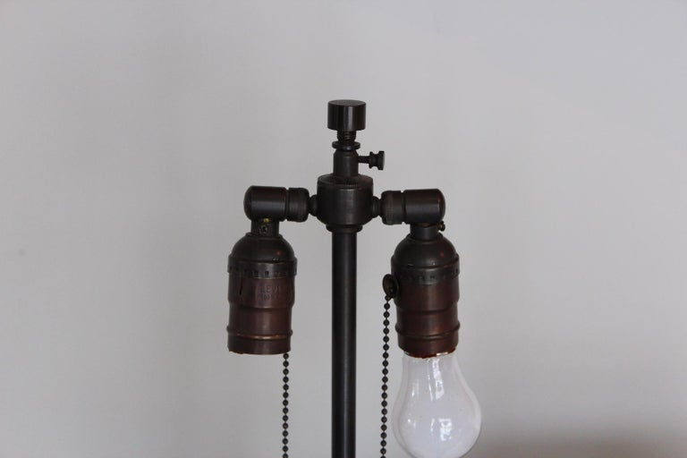 Pair of Jean-Michel Frank Style Table Lamps For Sale 6