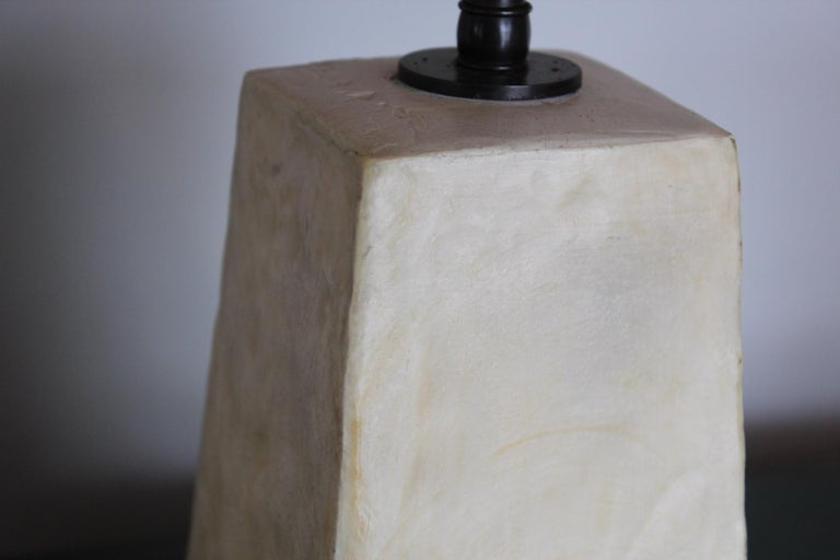 Pair of Jean-Michel Frank Style Table Lamps For Sale 9