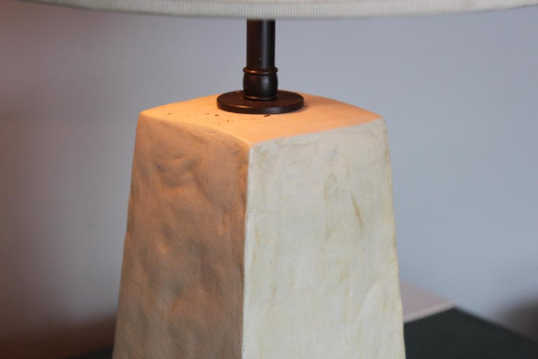 Pair of Jean-Michel Frank Style Table Lamps For Sale 1