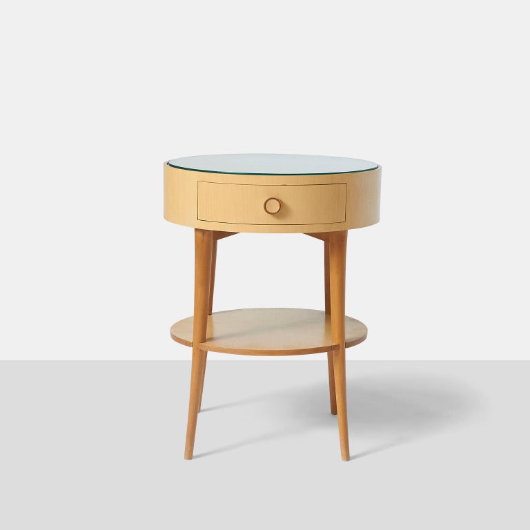 Pair of Joaquim Tenreiro Side Tables In Good Condition For Sale In San Francisco, CA