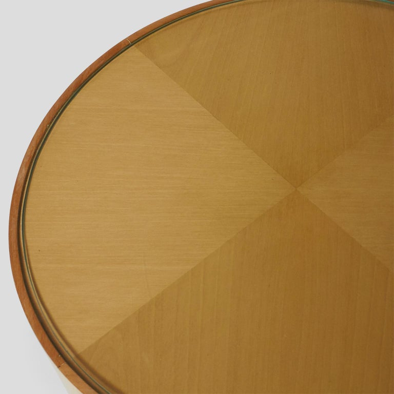 Pair of Joaquim Tenreiro Side Tables For Sale 2