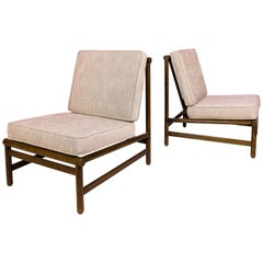Pair of Jordi Vilanova chairs, circa 1950, Spain