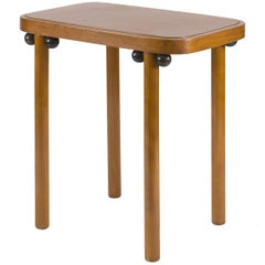 Pair of Original Jugendstil Josef Hoffmann Side Tables by Jacob&Josef Kohn