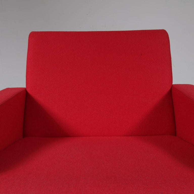 Pair of Joseph Andre Motte Lounge Chairs for Artifort, Netherlands, 1965 For Sale 3