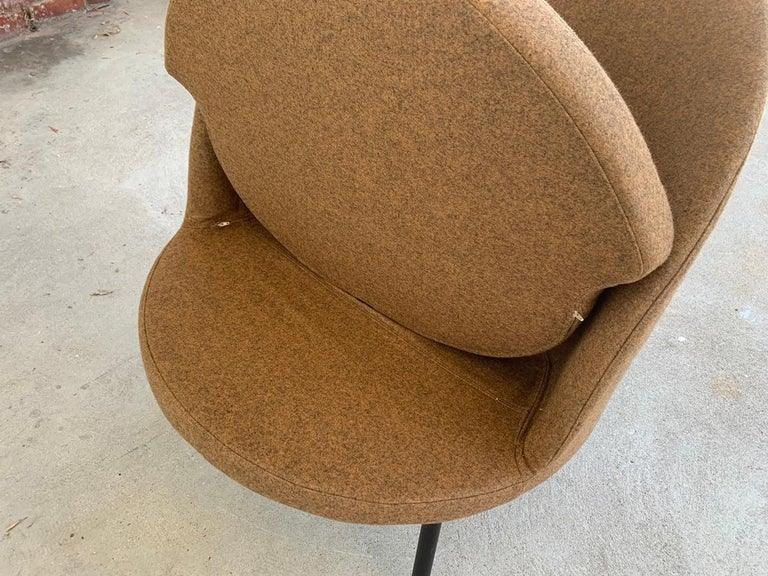 Pair of Jules Slipper Chairs by Claesson Koivisto Rune for Artflex For Sale 10