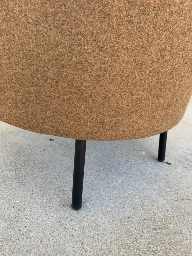 Pair of Jules Slipper Chairs by Claesson Koivisto Rune for Artflex For Sale 11