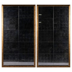 Pair of Julian Chichester Large Mirrors