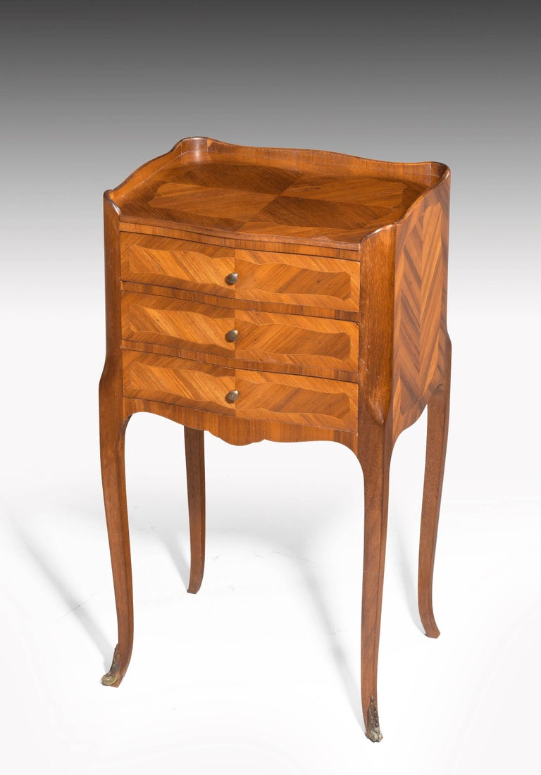 Pair of Kingwood Petite Commodes In Excellent Condition For Sale In Peterborough, Northamptonshire