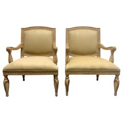 Pair of Kreiss Collection Armchairs