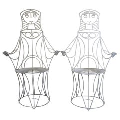 Pair of Lady Chairs by John Risley