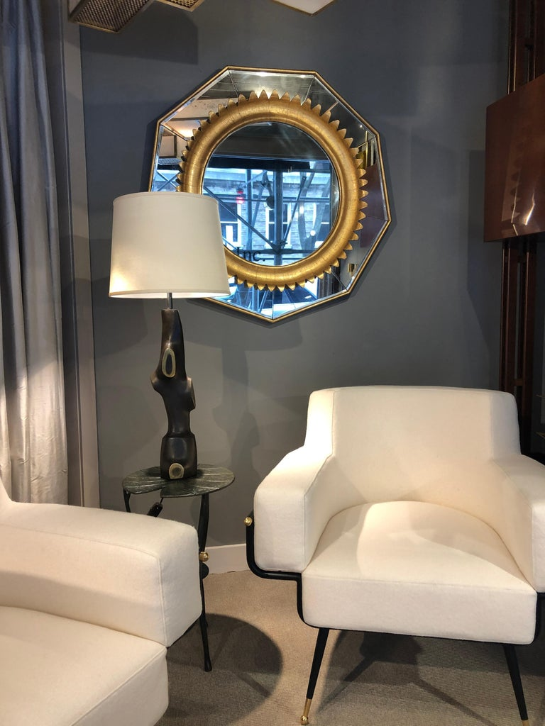 Pair of Lamps by Franck Evennou, France, 2019 In New Condition For Sale In New York, NY
