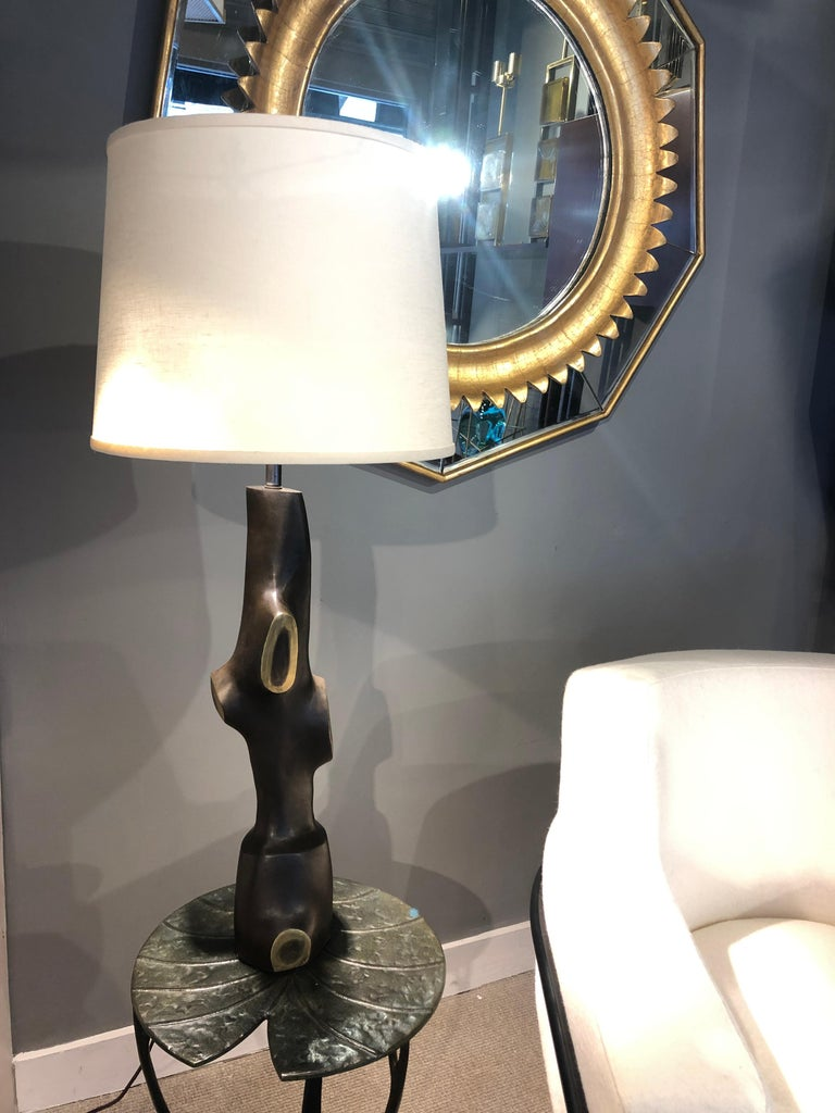 Contemporary Pair of Lamps by Franck Evennou, France, 2019 For Sale