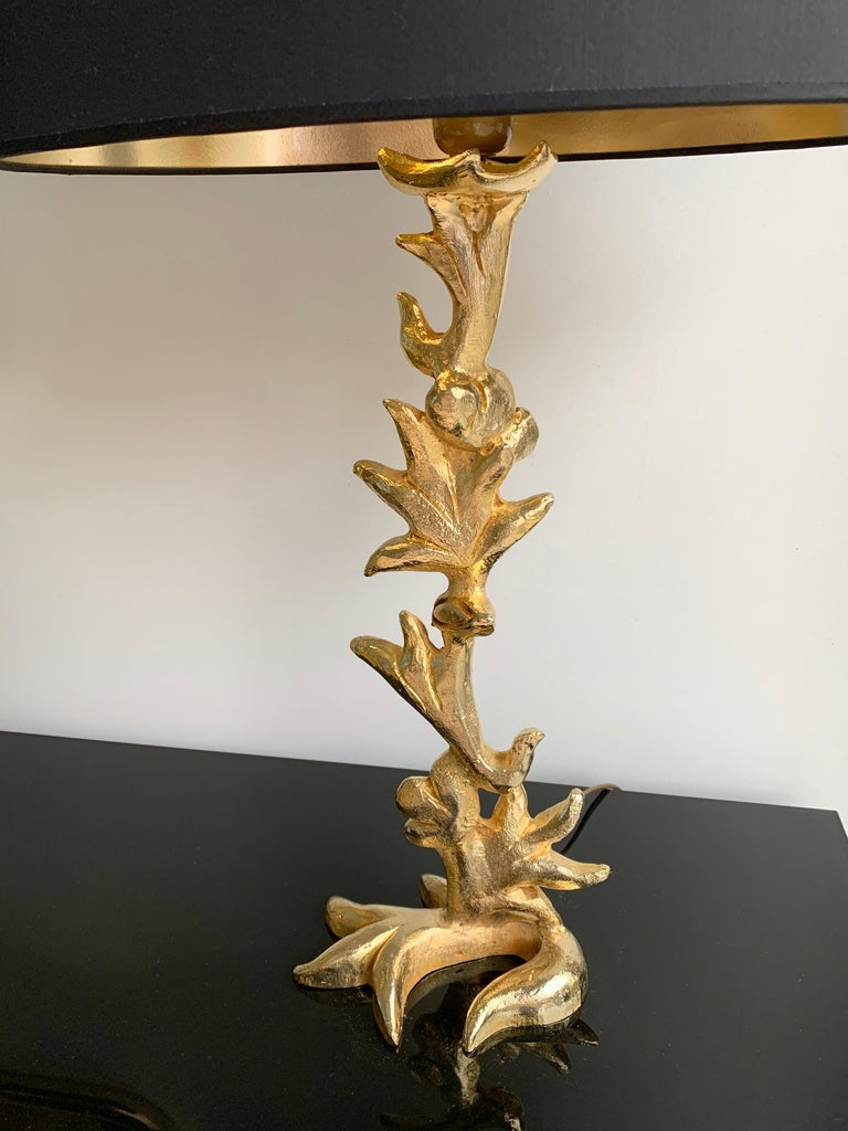 Late 20th Century Pair of Lamps by Mathias for Fondica, France, 1990s