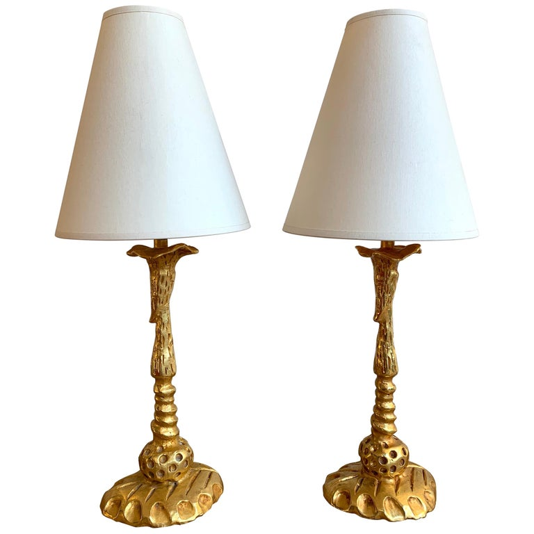 Pair of Lamps by Mathias for Fondica, France, 1990s For Sale
