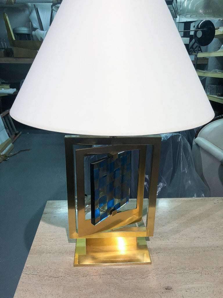Pair of Lamps by Roberto Rida, Italy, 2016 In New Condition For Sale In New York, NY