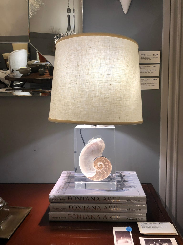 Contemporary Pair of Lamps, Spain, 2015 For Sale