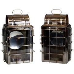 Pair of Lanterns by A. Ward Hendrickson