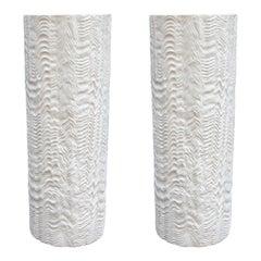 Pair of Large Rosenthal Porcelain Vases