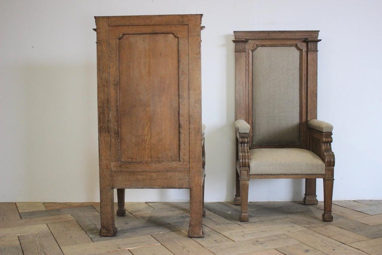 Pair of Late 19th Century English Chairs In Good Condition For Sale In Gloucestershire, GB