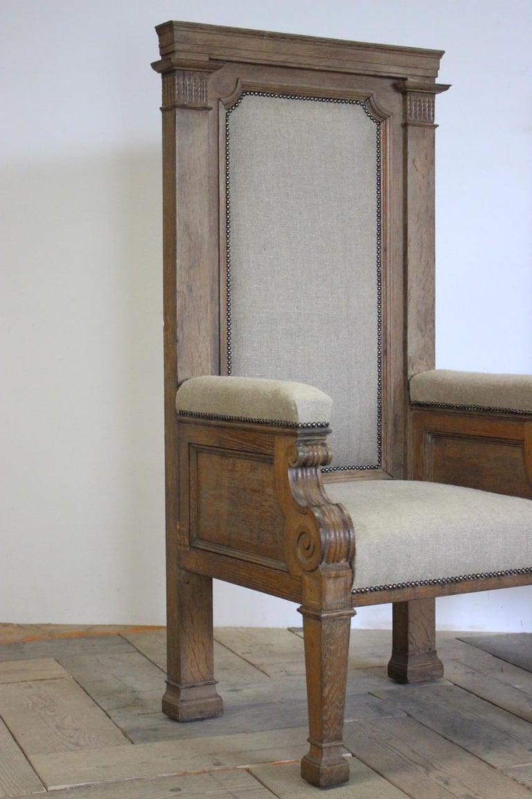 Pair of Late 19th Century English Chairs For Sale 1