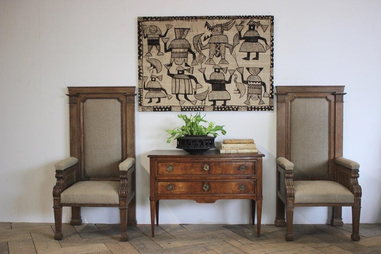 Pair of Late 19th Century English Chairs For Sale 5