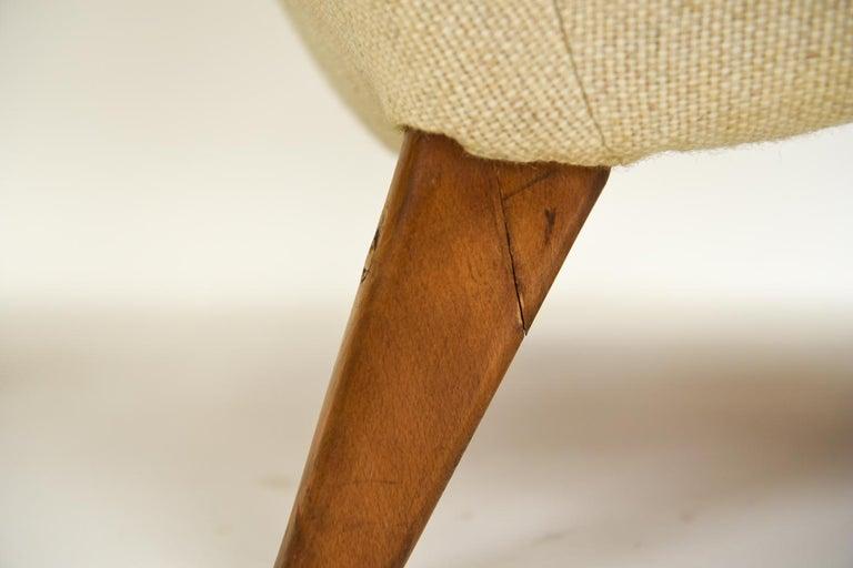 Pair of Leif Hansen Danish Easy Chairs 5