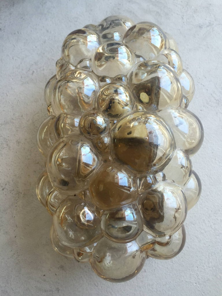 Pair of Limburg Helena Tynell Bubble Wall Lights For Sale 2