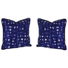 Pair of Livio de Simone Cushions