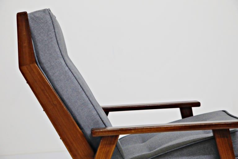 Pair of Lotus Chairs by Robert Parry for Gelderland, Denmark 1950s, Restored For Sale 4