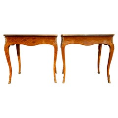Pair of Louis XV Style Tables