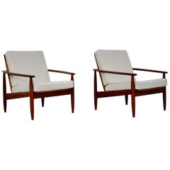 Pair of Lounge Chair, 1950s