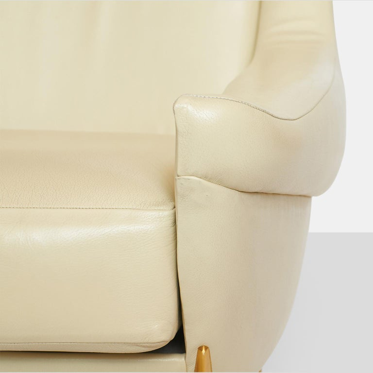 Pair of Lounge Chairs by Charles Ramos For Sale 1