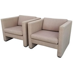 Pair of Lounge Chairs by Jack Cartwright