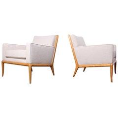 Pair of Lounge Chairs by T.H. Robsjohn-Gibbings