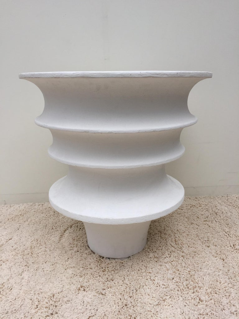 Mid-Century Modern Pair of Luigi Moretti Planters Modernist from