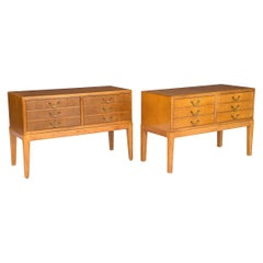 Pair of Mahogny Sideboards