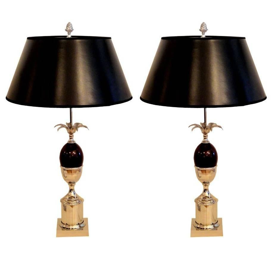 Pair of Maison CHARLES Table Lamp