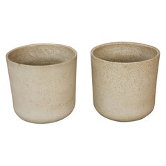 Pair of Malcolm Leland for Architectural Pottery Planters