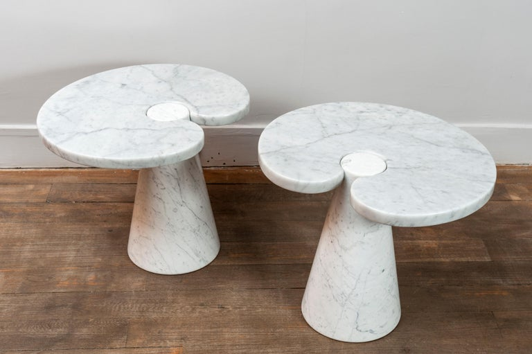 Late 20th Century  Pair of Marble