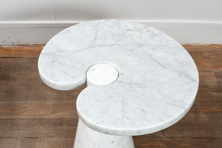 Carrara Marble  Pair of Marble