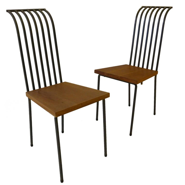 Pair of Mark Zeff Chairs