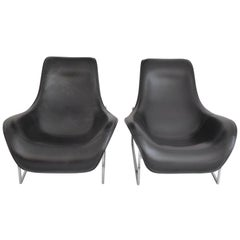 Pair of Mart Chairs by Antonio Citterio
