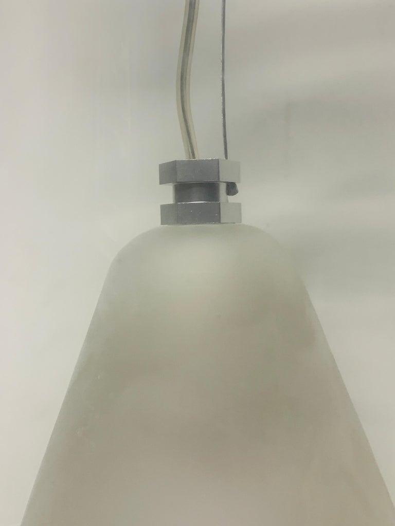 Pair of Marta Laudani & Marco Romanelli, Oluce, Hanging Lamps For Sale 3