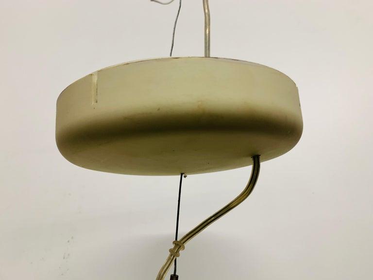 Pair of Marta Laudani & Marco Romanelli, Oluce, Hanging Lamps For Sale 7