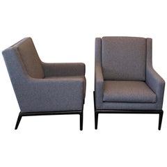 Pair of Martin Brattrud of California Club Chairs
