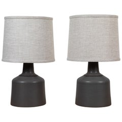 Pair of Martin Lamps by Stone and Sawyer for Lawson-Fenning
