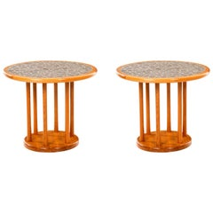 Pair of Martz End Tables