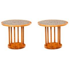 Pair of Martz End Tables