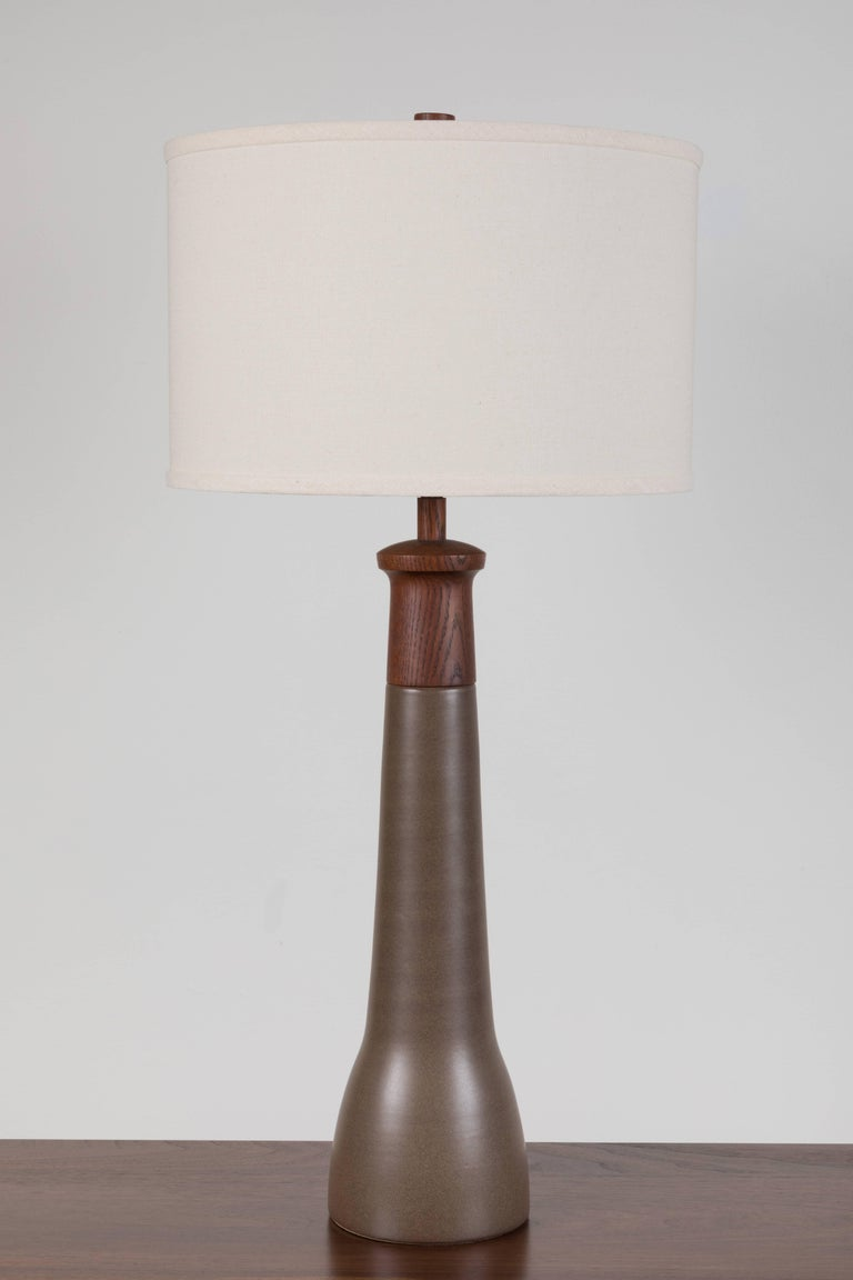 Pair of Martz lamps.