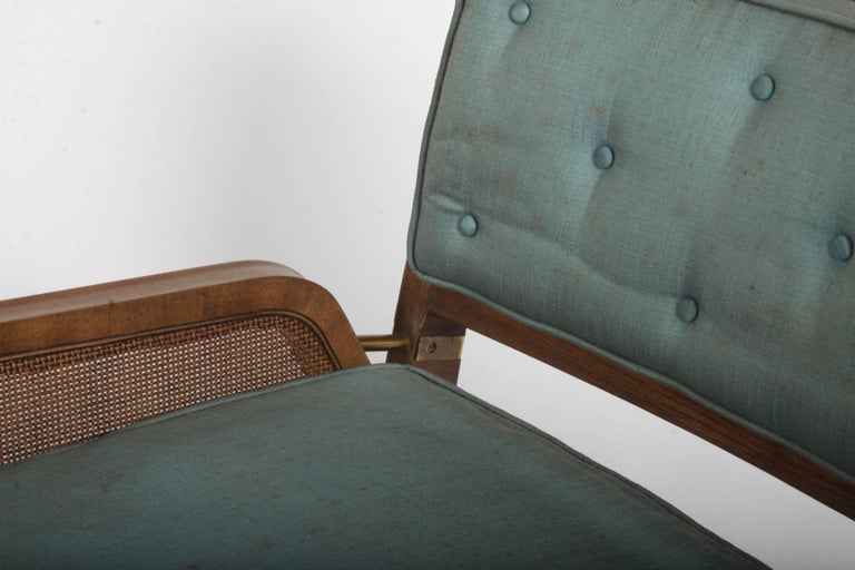 Pair of Mastercraft Mid-Century Modern Lounge Chairs For Sale 5